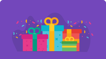 Data points gifting
