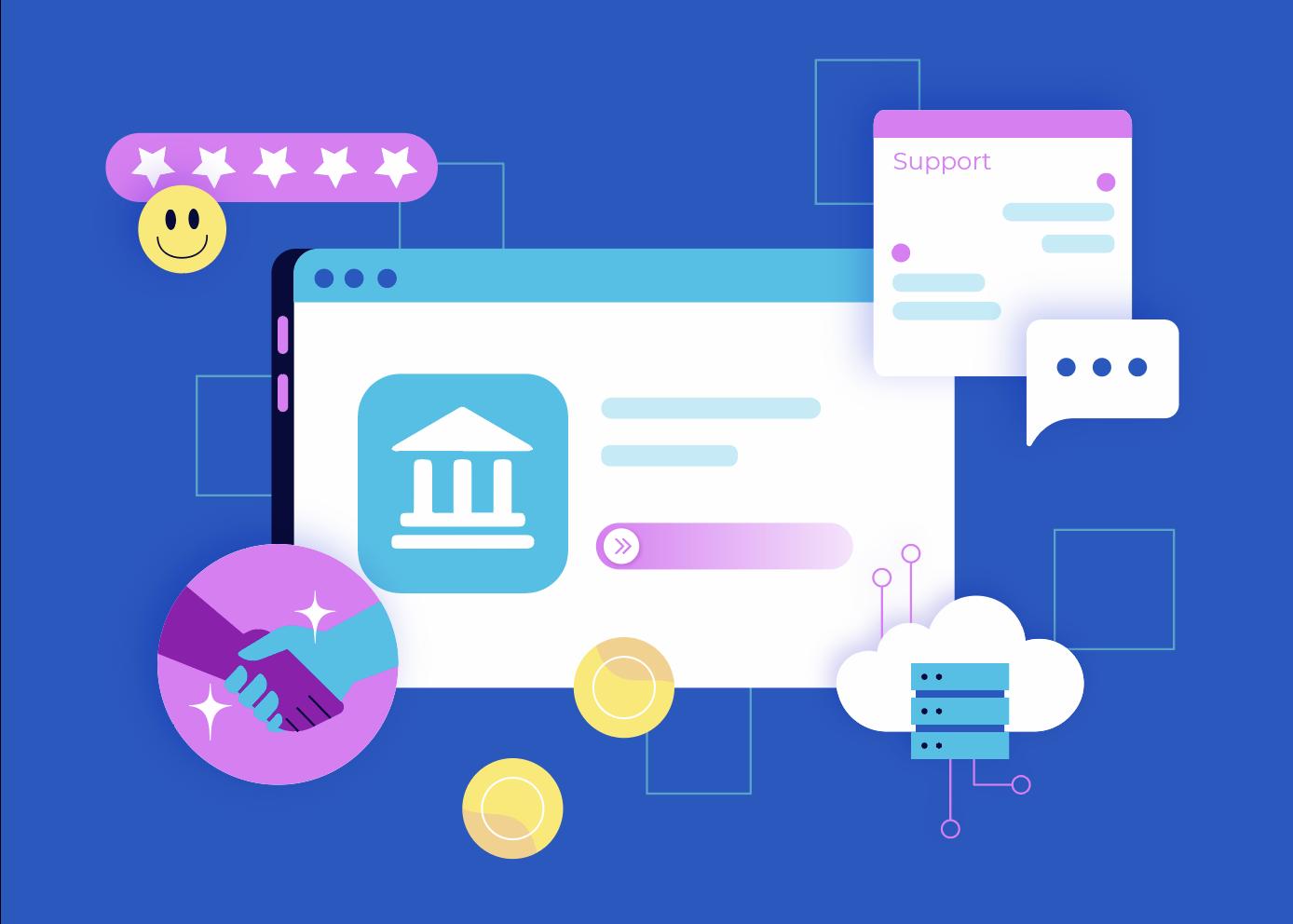 banking blog - cx